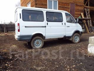 ГАЗ 22177. Продается газ соболь 22177, 2 500 куб. см., 10 мест