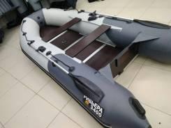 Мастер лодок Ривьера 3400 СК. 2019 год год, длина 3,40м., 15,00л.с., бензин