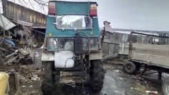 Самодельная модель. Самодельный трактор, 55 л.с.