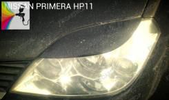 Накладка на фару. Nissan Primera, HP12, P12, P12E