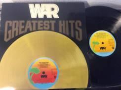 ВО / WAR - Greatest Hits - UK LP 1976 ВСЕ ХИТЫ ТУТ