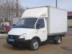 ГАЗ 3302. - изотермический фургон 2011г. в., 2 800куб. см., 1 500кг.