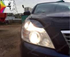 Защита фар прозрачная. Nissan Teana, J31