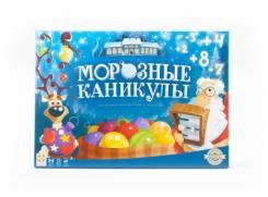 Настольная игра Морозные каникулы