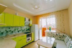 1-комнатная, улица Федерации 63. ленинский, 45 кв.м.