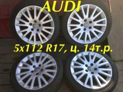 """Audi. 7.5x17"""", 5x112.00, ET56"""