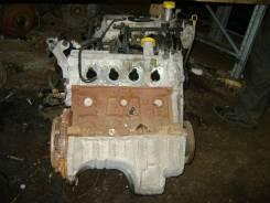 Двигатель в сборе. Renault Symbol Renault Logan Renault Clio Двигатели: K7J, K7J710