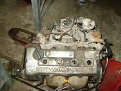 Двигатель в сборе. Nissan Almera, N15 Nissan Sunny, N14, Y10 Двигатели: GA16DE, GA16DS, GA16I, GA16S