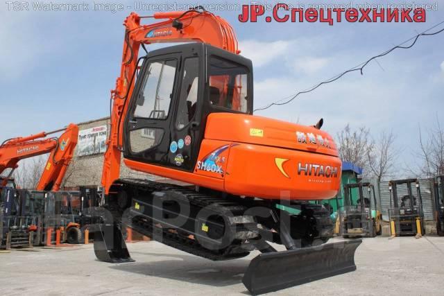 Hitachi. Экскаватор SH60 2010г. в. Телескоп ! В России не работал !, 0,15куб. м.