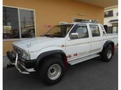 Nissan Datsun. механика, 4wd, 2.7, дизель, б/п, нет птс. Под заказ