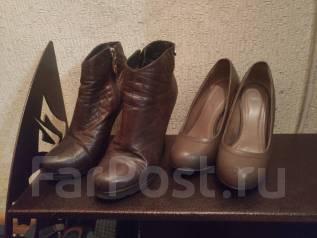 Отдам обувь Бесплатно (ботильоны, балетки, туфли)