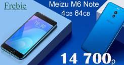 Meizu M6 Note. Новый, 64 Гб
