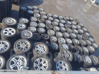 Новое поступление шин и дисков из Японии