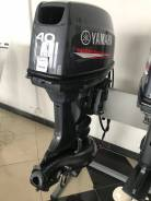 Yamaha. 40,00л.с., 2-тактный, бензиновый, нога S (381 мм), 2018 год год