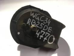 Подушка двигателя. Nissan Stagea, WGC34 Двигатель RB25DE