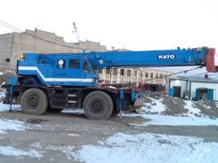 Kato KR-25H-3L. Автокран Като KR-25H3L, 7 700куб. см., 25 000кг., 42м.