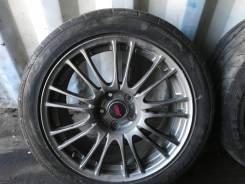 "Продам колеса. 8.5x18"" 5x114.30 ET55"