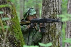 """Военно-спортивный лагерь """"Держава"""""""