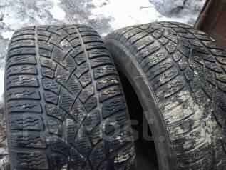 Dunlop SP Winter. Зимние, без шипов, 2014 год, 20%, 2 шт