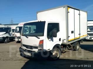 Nissan Cabstar. Nisan Cabstar, 3 000 куб. см., 990 кг.