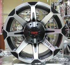 "Tuff A.T. 8.0x17"", 6x139.70, ET0, ЦО 110,0мм."