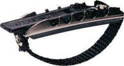 Каподастр для гитары с закругленной накладкой грифа Dunlop 11CD