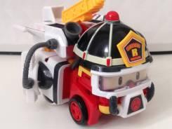 Пожарная машинка-трансформер Рой с аксессуарами