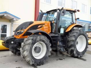Valtra. Колесный коммунальный трактор T194 (Финляндия) 2018 г. в
