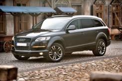Audi Q7 Указатель Поворота В Передний Бампер ЛЕВ Диодный. Audi Q7, 4LB Двигатель BAR