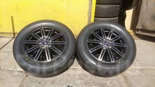 Комплект новых летних колёс. 6.5x16 5x114.30 ET38 ЦО 73,1мм.