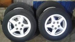 Toyota. 6.0x14, 5x114.30, ET45, ЦО 60,0мм.