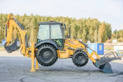 New Holland B100B. Экскаватор-погрузчик , 1,00 куб. м.