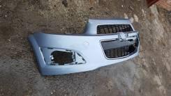 Заглушка бампера. Chevrolet Aveo, T300 Двигатель F16D4