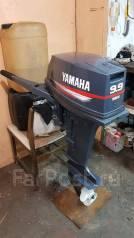 Yamaha. 10,00л.с., 2-тактный, бензиновый, нога S (381 мм), Год: 1998 год