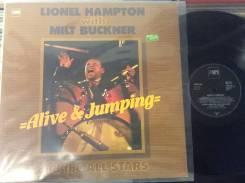 JAZZ! Хэмптон+Бакнер / Hampton with Buckner - Alive & Jumping - DE LP