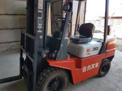 Heli CPCD30. Продаю дизельный вилочный погрузчик HELI CPCD 30 K-serie 2017 г. в., 1 600 куб. см., 3 000 кг.