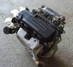 Двигатель на nissan (ниссан) 2.4L KA24E