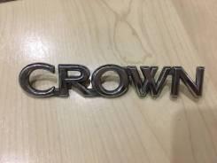 Эмблема. Toyota Crown