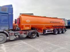 Bonum. Продаю Полуприцеп-цистерну для перевозки светлых нефтепродуктов 28м3, 24 000 кг.