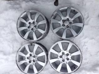 Subaru. 8.0x16, 5x100.00, ET48, ЦО 56,0мм.