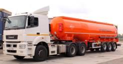 Bonum. Полуприцеп цистерна бензовоз 30м3 продаю, 25 800 кг.