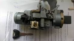 подключение замок зажигания mazda demio dy3w