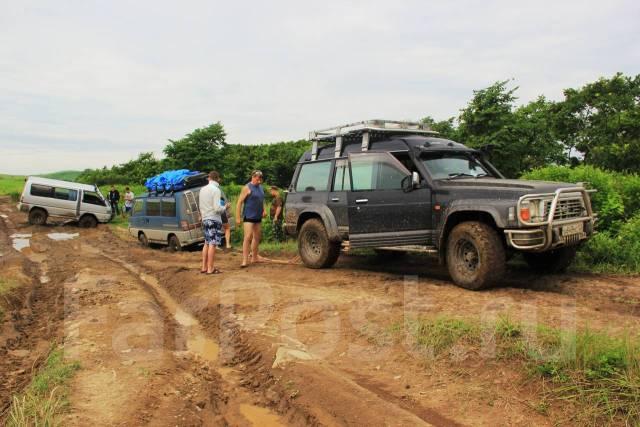 Джип-тур на полуостров Краббе! Бонус - гребешок!