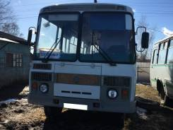 ПАЗ 3206. Автобус вездеход, 4 670 куб. см., 25 мест