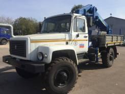 ГАЗ-33088. Продам ямобур (6м), автовышку(12м), кран (2,5т) на базе , 4 700 куб. см.