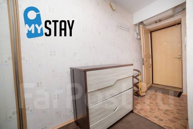 1-комнатная, проспект Океанский 102. Первая речка, 31кв.м. Прихожая