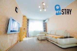1-комнатная, проспект Красного Знамени 82. Некрасовская, 34 кв.м. Комната