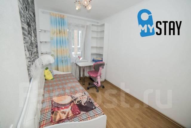 3-комнатная, улица Семеновская 30. Центр, 56кв.м.