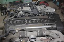 Двигатель в сборе. Toyota Mark II, JZX81, JZX90, JZX90E Toyota Cresta, JZX81, JZX90 Toyota Chaser, JZX81, JZX90 Двигатель 1JZGTE