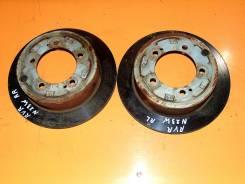 Тормозные диски, задние 2шт MB895200